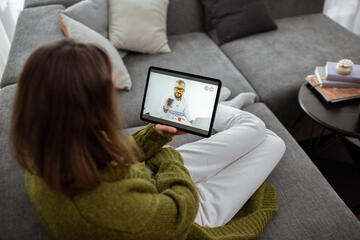 Telemedicine Doctor Appointment