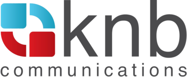 KNB Communications Logo