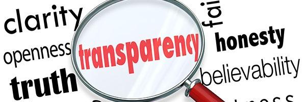 Tranparency