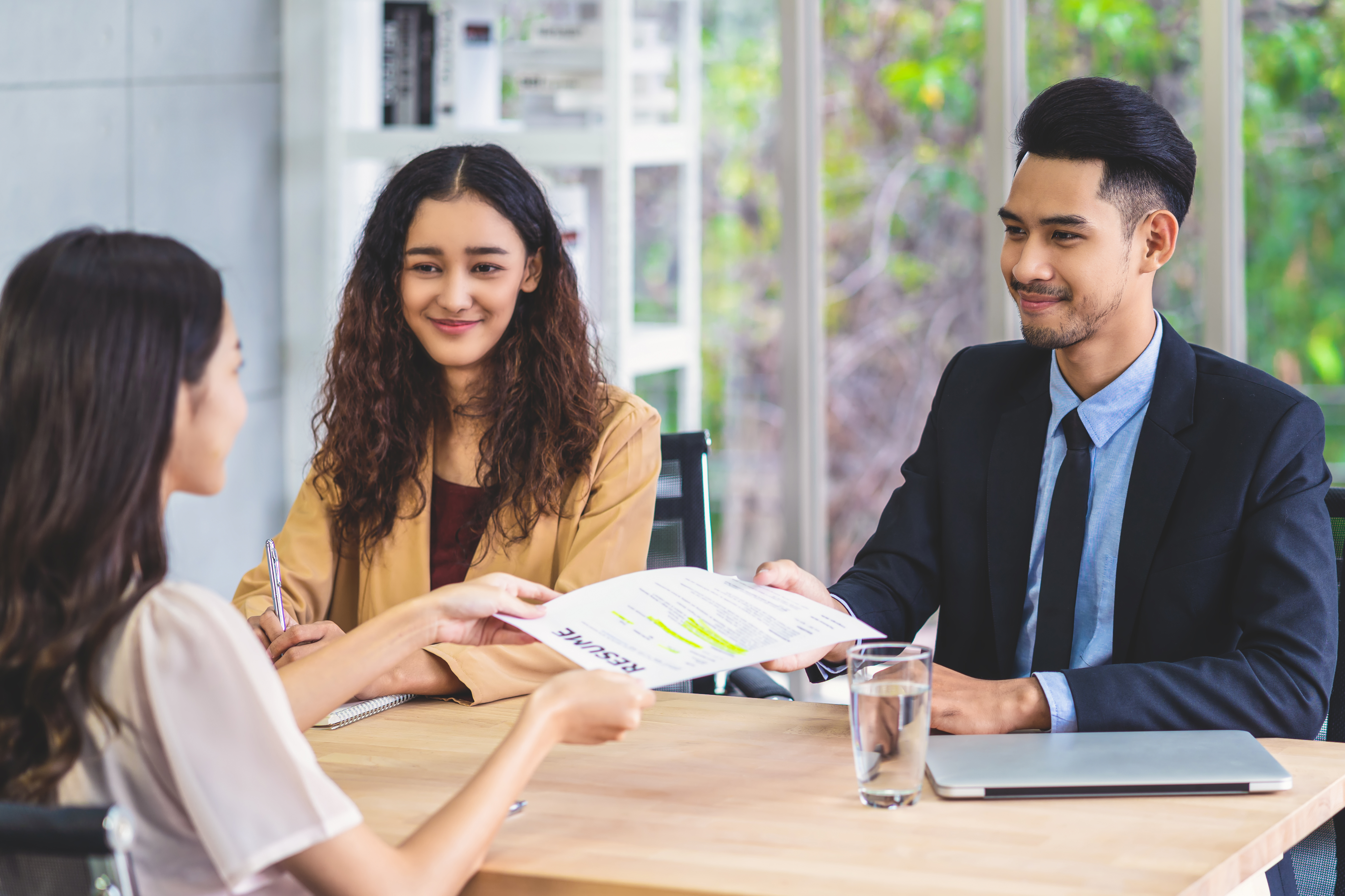 KNB featured in UpJourney resume tips